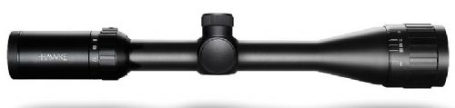 Hawke Vantage 4-12x40 AO IR Red-Green Rimfire .17 HMR Reticle Rifle Scope 14241